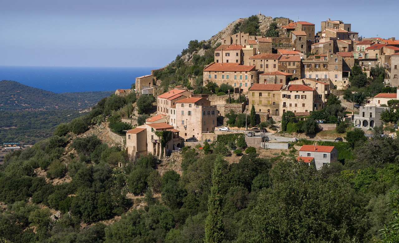 Classement meublé en Corse