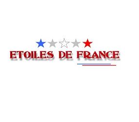 12345 Etoiles de France